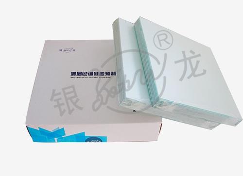 高效薄层色谱硅胶制备板